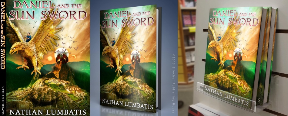 Daniel and the Sun Sword Cover for Cover Reveal