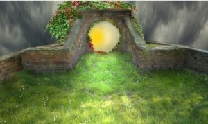 Magic Tomb courtesy of sattva at freedigitalphotos.net