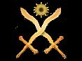 Double Sun Swords Transparent 2