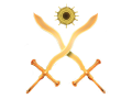 Double Sun Swords Transparent 2