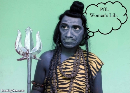 shiva women's lib